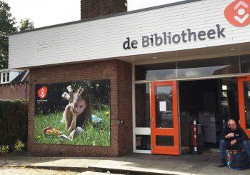 De Bibliotheek Salland gaat weer open