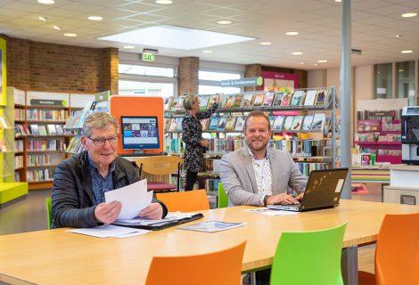 Bibliotheek Heino is broedplaats voor vele culturele en maatschappelijke activiteiten