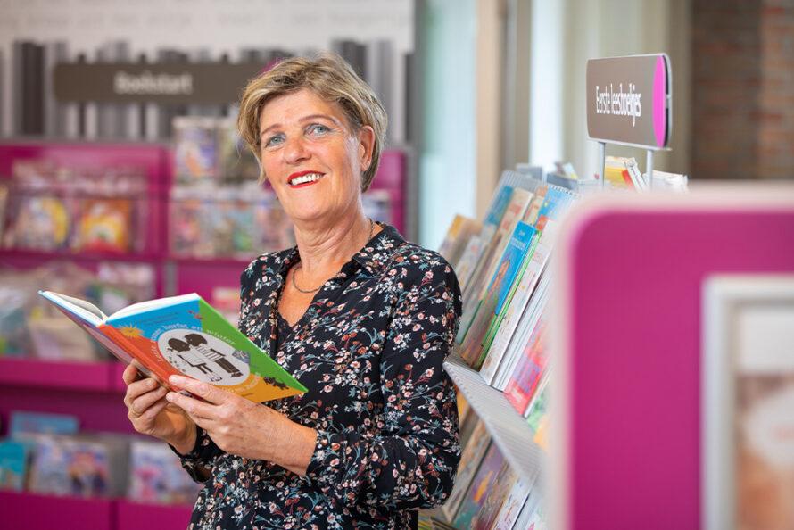 Bibliotheek Heino langer open