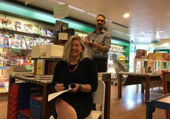 Annemieke Hulsman nieuwe franchisenemer The Read Shop