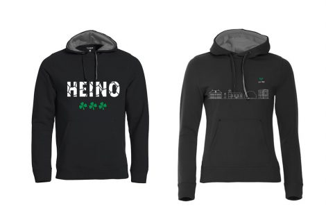 VV Heino draagt Heino uit