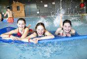 Kindermiddag en School van de week bij Zwembad Tijenraan