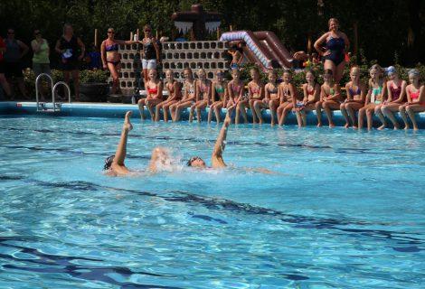 Geslaagde Zomertour bij Zwembad de Tippe met clinics op Olympisch niveau