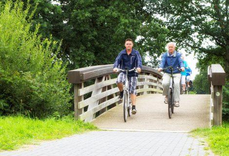 Orbea Stoppelveldrit voert fietsers door Gelderse IJsselvallei