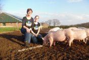 Boerderijenwandeltocht op dierendag voor KWF