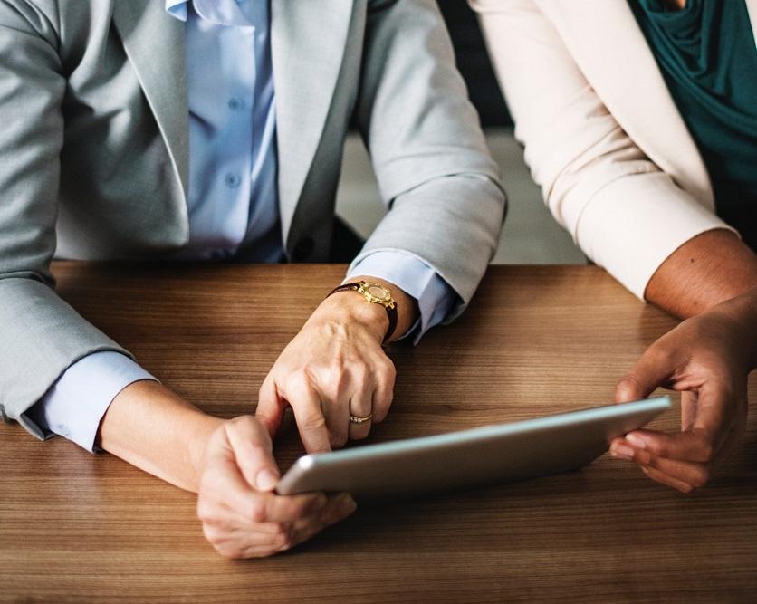 Leren van elkaar in het Tablet- en Smartphonecafé