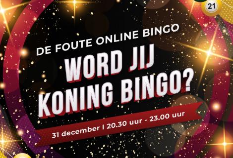 Heel Raalte aan de bingo op Oudejaarsavond