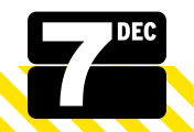 NL-Alert controlebericht op maandag 7 december