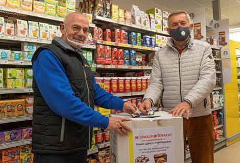 Nieuwe DE-inzamelactie Lions voor Voedselbank Raalte eo