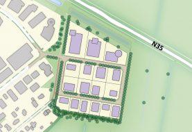Stedenbouwkundig plan voor uitbreiding bedrijventerrein Blankenfoort vastgesteld